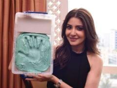 Anushka Sharma Gets First Talking Wax Statue At Madame Tussauds Singapore