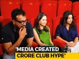 Video : Media Has Created The 100-Crore Club: Zoya Akhtar