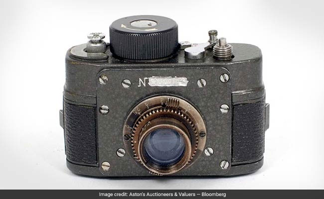 Channel Your Inner 007 At Soviet Spy Camera Auction
