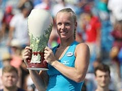 Kiki Bertens Stuns World No.1 Simona Halep To Win Cincinnati WTA Title