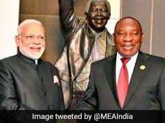 दक्षिण अफ्रीका के राष्ट्रपति सिरिल रामफोसा होंगे गणतंत्र दिवस समारोह के मुख्य अतिथि