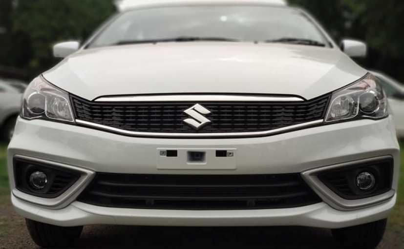 Maruti Ciaz Facelift To Get More Safety Features