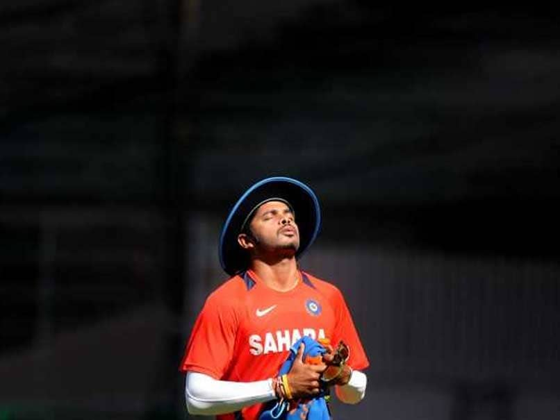 S Sreesanth Posts Emotional Message After Inclusion In Kerala Probables For Syed Mushtaq Ali Trophy