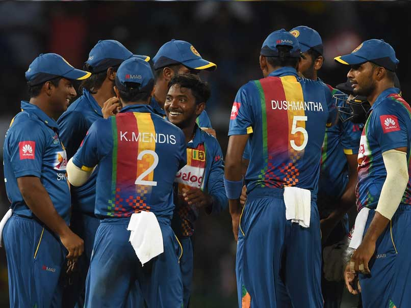 Sri Lanka Board Hikes Cricket Wages By 34 Per Cent