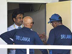 Sri Lanka Refuse To Take Field In Test