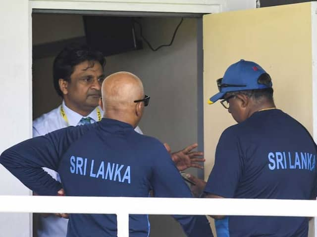 Sri Lanka Refuse To Take Field In Test Ball-Tampering Row