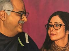 This Pic Of Sridevi With Boney Kapoor, Shared By Janhvi, Is Making Us Emotional Again