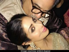 On Sridevi And Boney Kapoor's Anniversary, Filmmaker Tweets 'My Soulmate Lives Within Me Forever'