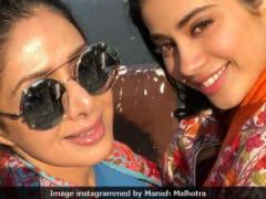 "Sridevi Wanted <i>Dhadak</i> To Be Daughter Janhvi Kapoor's ""Own Journey"""