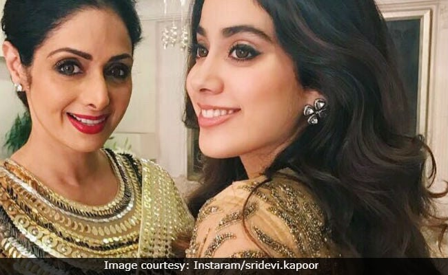Janhvi Kapoor On The Last Night She Spent With Mom Sridevi: 'I Could Feel Her Patting My Head'