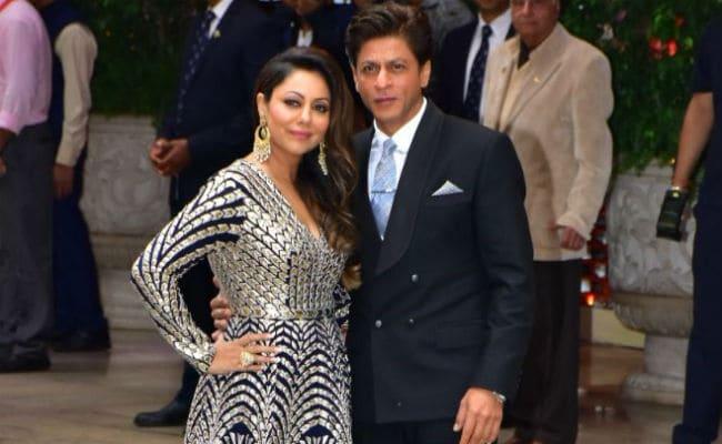 At Ambani Party For Akash And Shloka: Shah Rukh Khan, Priyanka Chopra, Alia Bhatt, Ranbir Kapoor And Other Stars