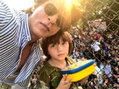 Shah Rukh Khan's Birthday Post For AbRam, Newly 5, Will Make You Smile