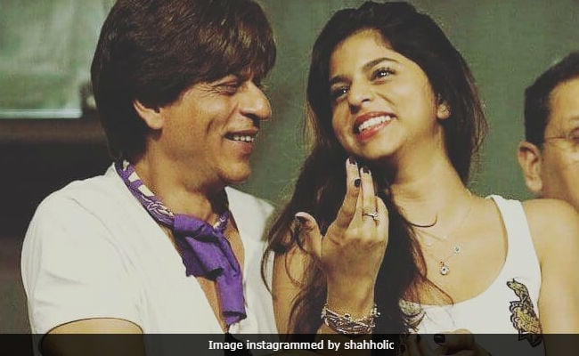 Shah Rukh Khan Posts A Typically SRK Birthday Wish For Daughter Suhana, Now 18