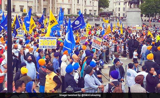 UK Government Distances Itself From Pro-Khalistan Rally In London