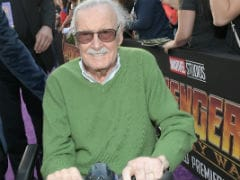 American Comic-Book Icon Stan Lee Dies At 95