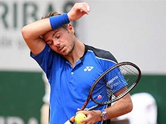 French Open 2018: Former Champion Stan Wawrinka Knocked Out In 1st Round