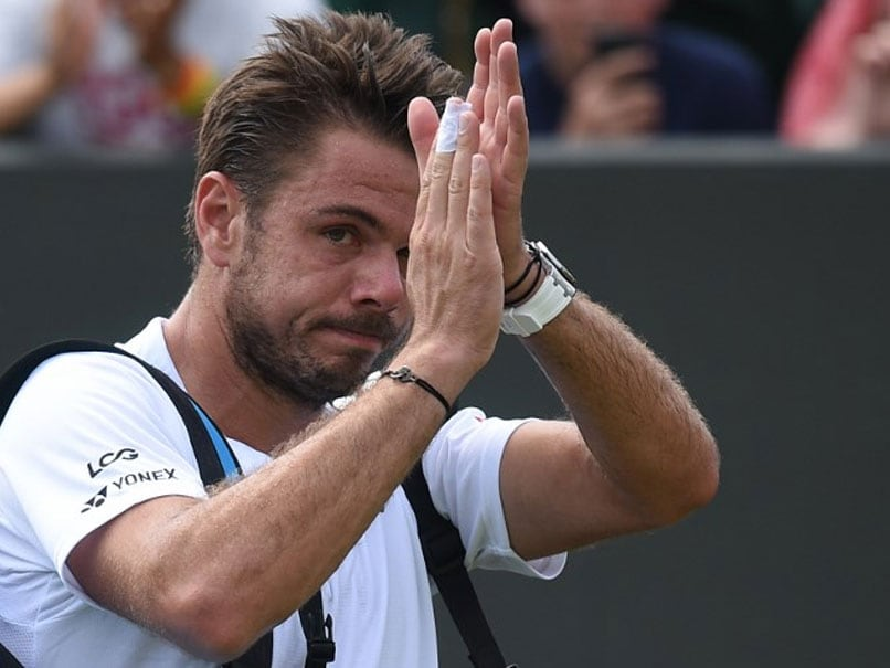 Wimbledon: Stanislas Wawrinka Knocked Out By Thomas Fabbiano In Second Round