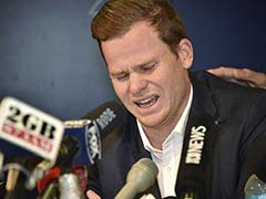 Steve Smith 'Cried For Four Days' After Ball-Tampering Scandal