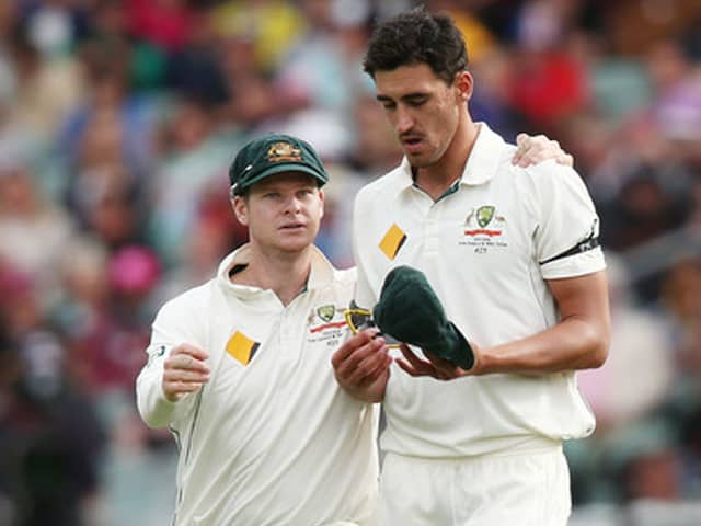 "Ball Tampering Saga: Mitchell Starc Takes Aim At Steve Smith Over ""Leadership Group"" Taint"
