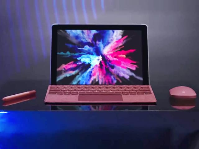 Video Microsoft Surface Go Budget Windows Tablet