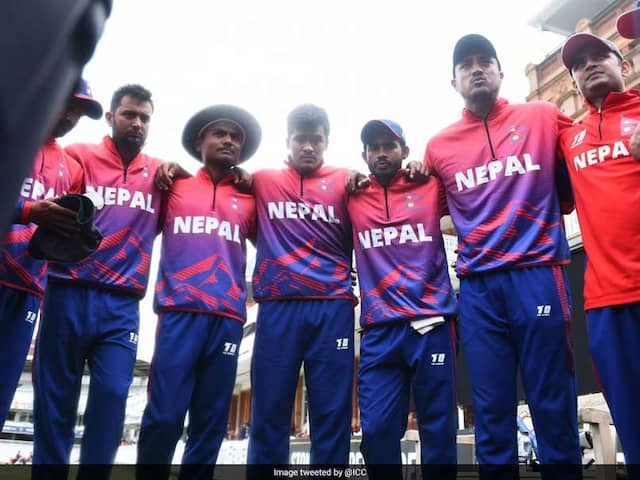 Nepal Lose Maiden ODI To Netherlands After Heartbreaking Collapse