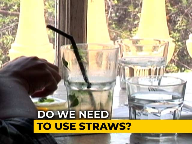 Video : Join 13-Year-Old Swachh Warrior Who Has Started A Battle Against Plastic Straws