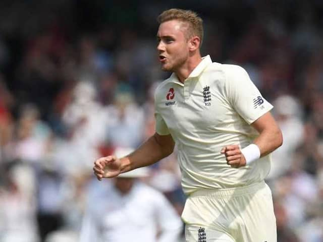 Second Test: Stuart Broad Defends His Right To Reply To Michael Vaughan Blast