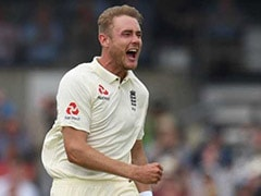 Angry Stuart Broad Hits Back At Michael Vaughan Over
