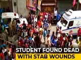 Video : Class 9 Student Stabbed To Death In School Washroom At Gujarat's Vadodara