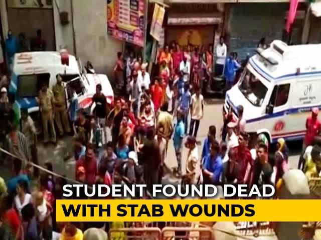 Video : Class 9 Student Stabbed To Death In School Washroom At Gujarat's Vadodara