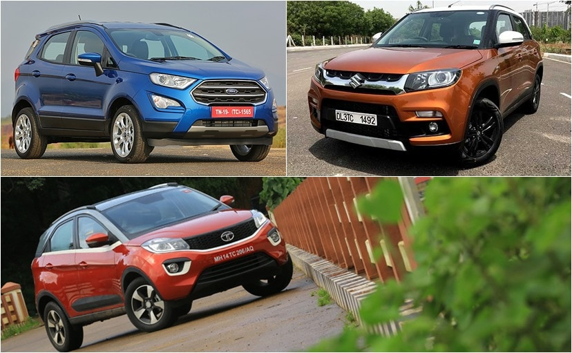 From April 2018 to September 2018, Indian customers bought close to 4 lakh SUVs
