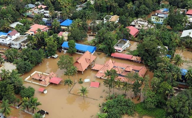 Court Rejects Plea For Allowing Foreign Aid For Flood-Hit Kerala
