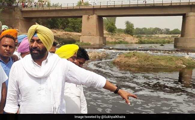 Sukhpal Khaira To Float New Party, Says Won't Quit Assembly Seat
