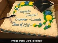 Mom Orders 'Summa Cum Laude' Cake. Bakery Censors It To 'Summa ... Laude'