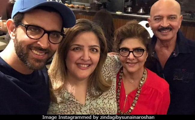 Hrithik Roshan's Sister Sunaina Reveals She Still Sees A Counsellor For Depression