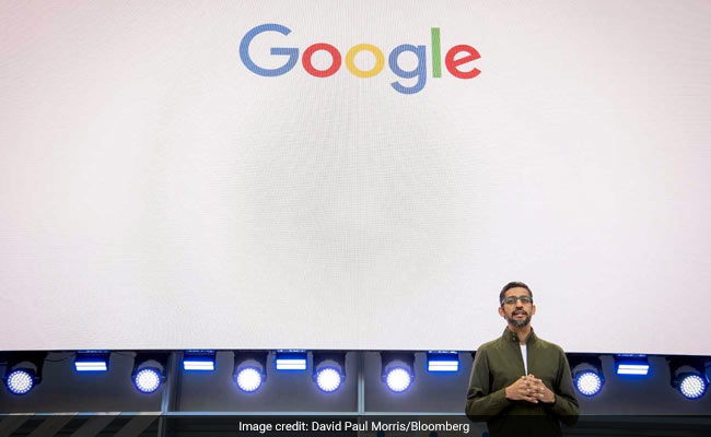 As Staff Quit Over Google's Military Project, A Challenge For Sundar Pichai