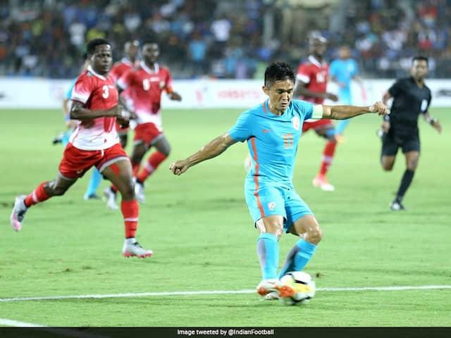 India Thrash Kenya 2-0 To Lift Intercontinental Cup
