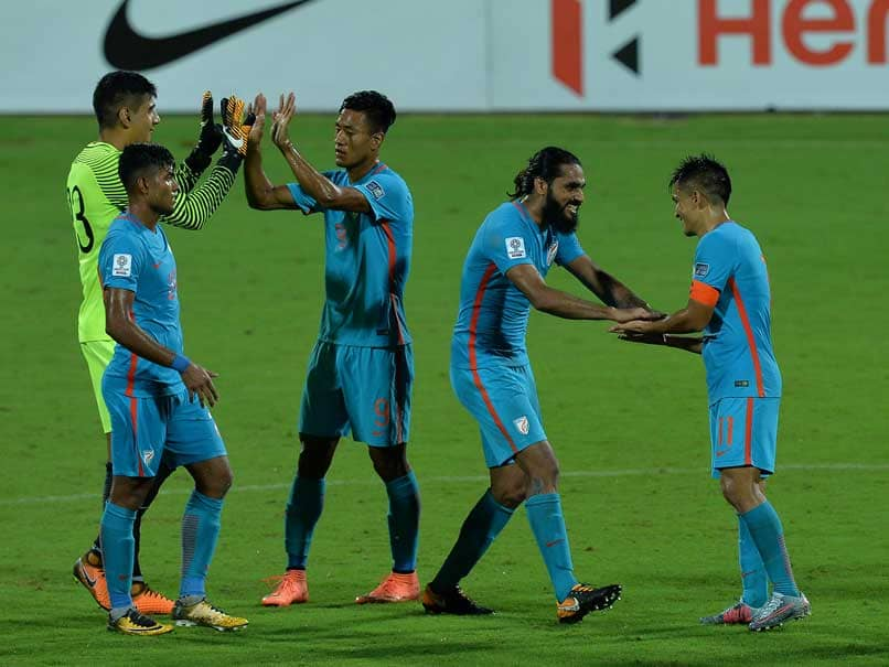 Intercontinental Cup 2018: Sunil Chhetri-Led India Aim To Continue Winning Run Against New Zealand