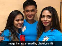 Sunil Chhetri Gives New Names To His
