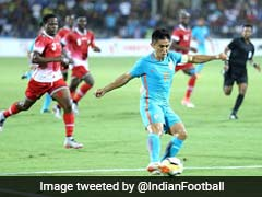 Sunil Chhetri Says No Comparison With Lionel Messi, He