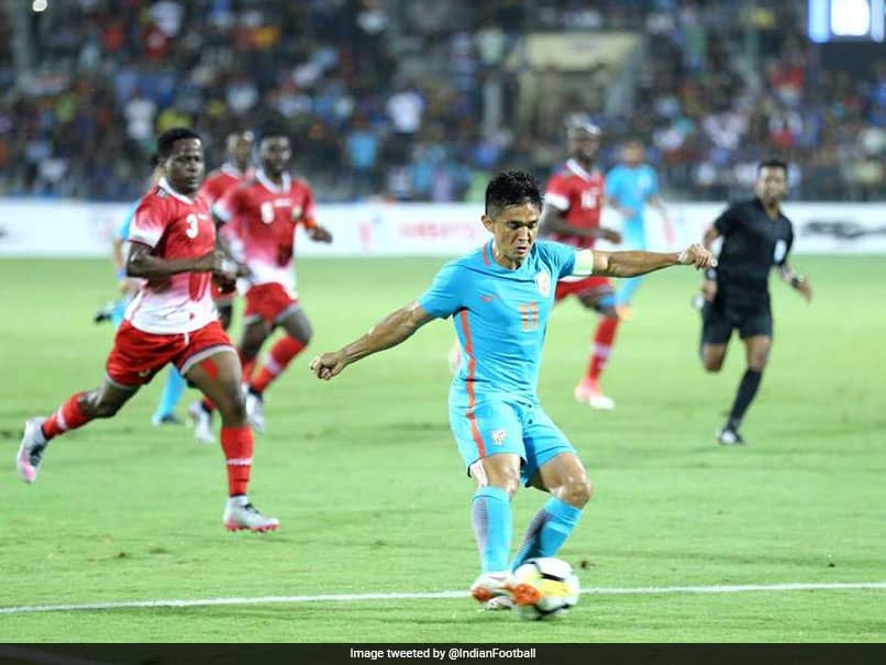 Sunil Chhetri Says No Comparison With Lionel Messi, Hes On A Different Level