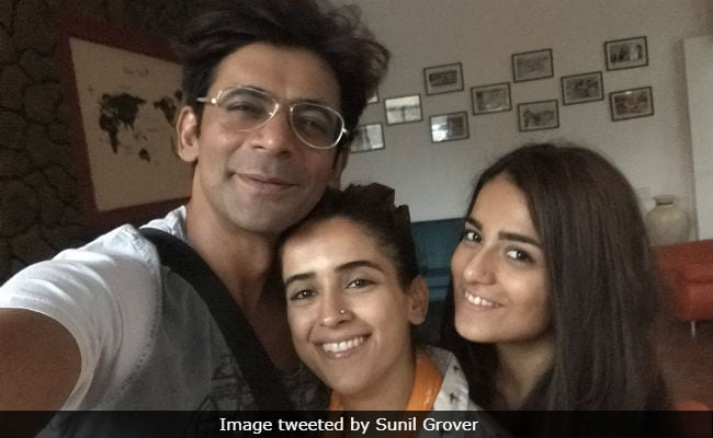 Sunil Grover Sums Up Chhuriyaan Filming As 'Joyful Experience'
