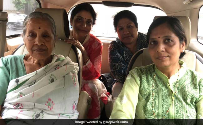 Prisoners Allowed To Meet Family: Kejriwal's Wife Demands To Meet Husband