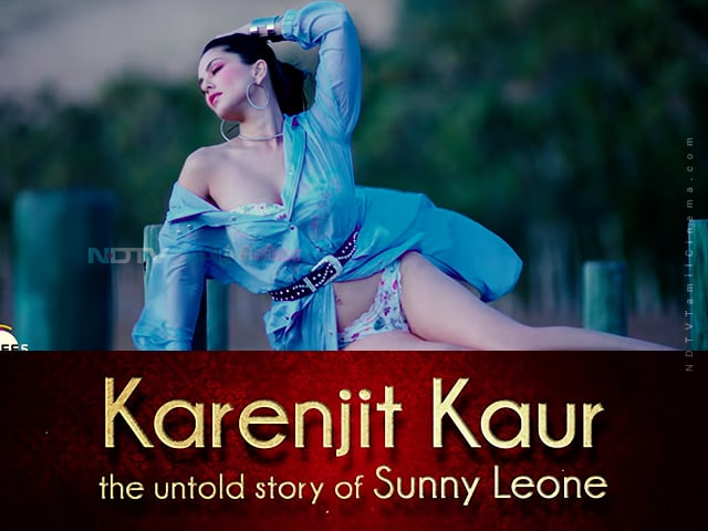 Sunny Leone Biopic