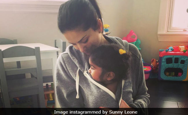 Sunny Leone's Gift For Daughter Nisha Is Truly One Of A Kind