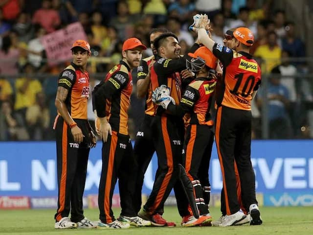 IPL Playoffs: Rashid Khan, SunRisers Hyderabad Teammates Wear Black Armbands In Qualifier 1. Heres Why