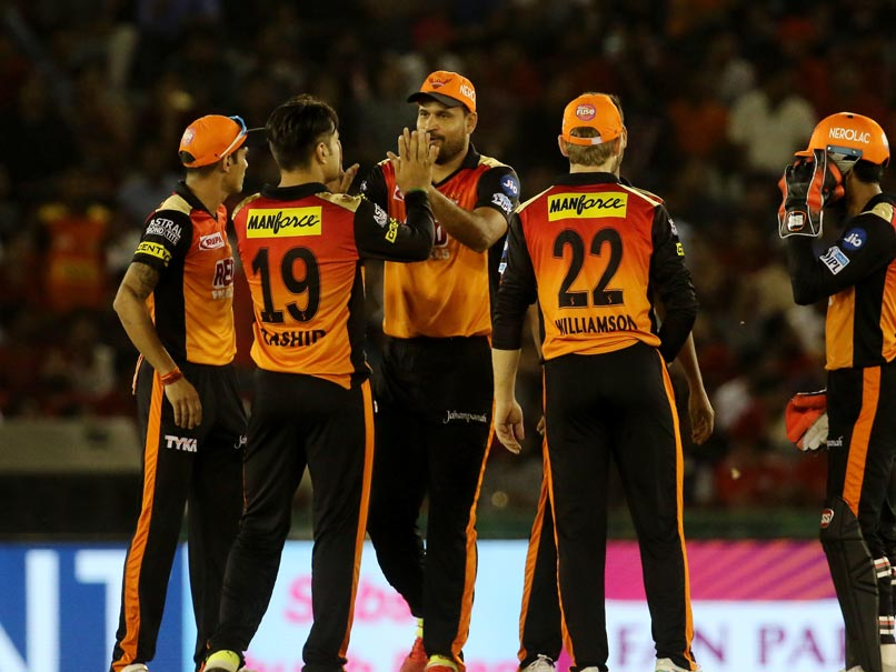 IPL 2018 Playoffs, Qualifier 1: When And Where To Watch SunRisers Hyderabad vs Chennai Super Kings, Live Coverage On TV, Live Streaming Online