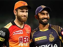 IPL Live Cricket Score, SunRisers Hyderabad vs Kolkata Knight Riders: SRH Take On KKR In Crucial Clash