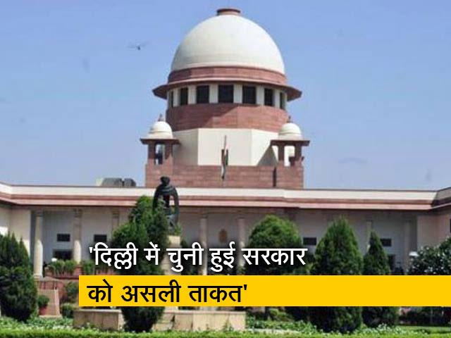 Videos : नेशनल रिपोर्टर: दिल्ली में नहीं चलेगी LG की मनमानी!