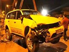 Driver Loses Control Of SUV, Hits Three Bikes In Surat; 3 Dead
